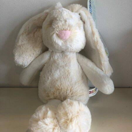 cuddly bunny toy