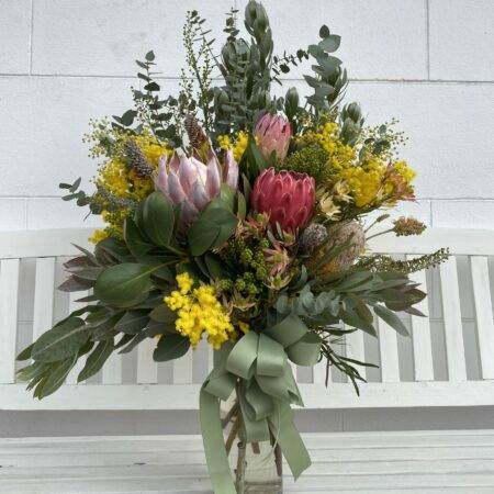 Native Vase Arrangement - Grand