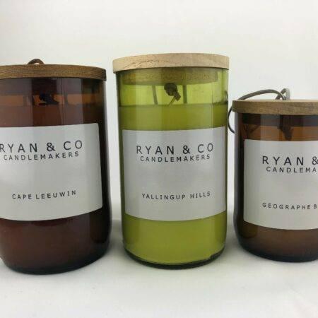 Ryan & Co candle