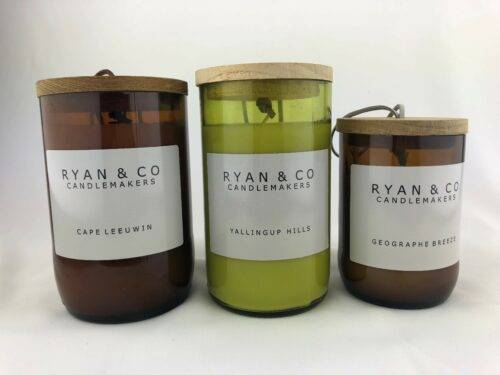 Ryan & Co candle