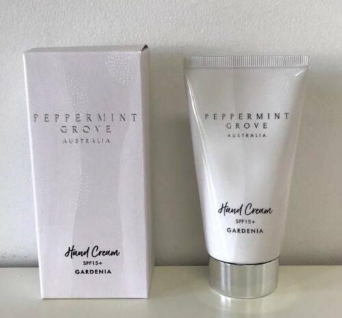 Peppermint Grove Hand Cream Gardenia