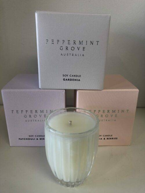 Peppermint Grove candles 60g