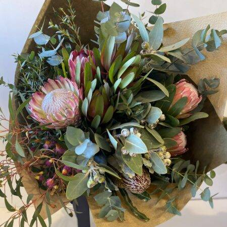 Australian natives bouquet